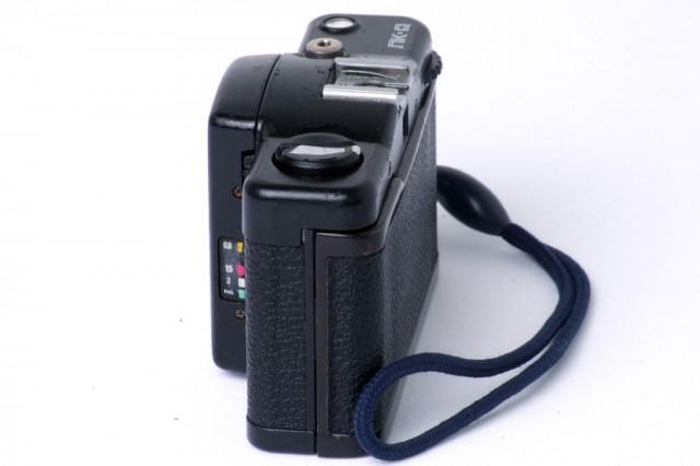 Substituindo o velho e gasto revestimento da câmera
