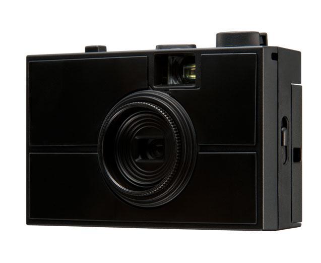 Last Camera, outro kit DIY de câmera 35mm
